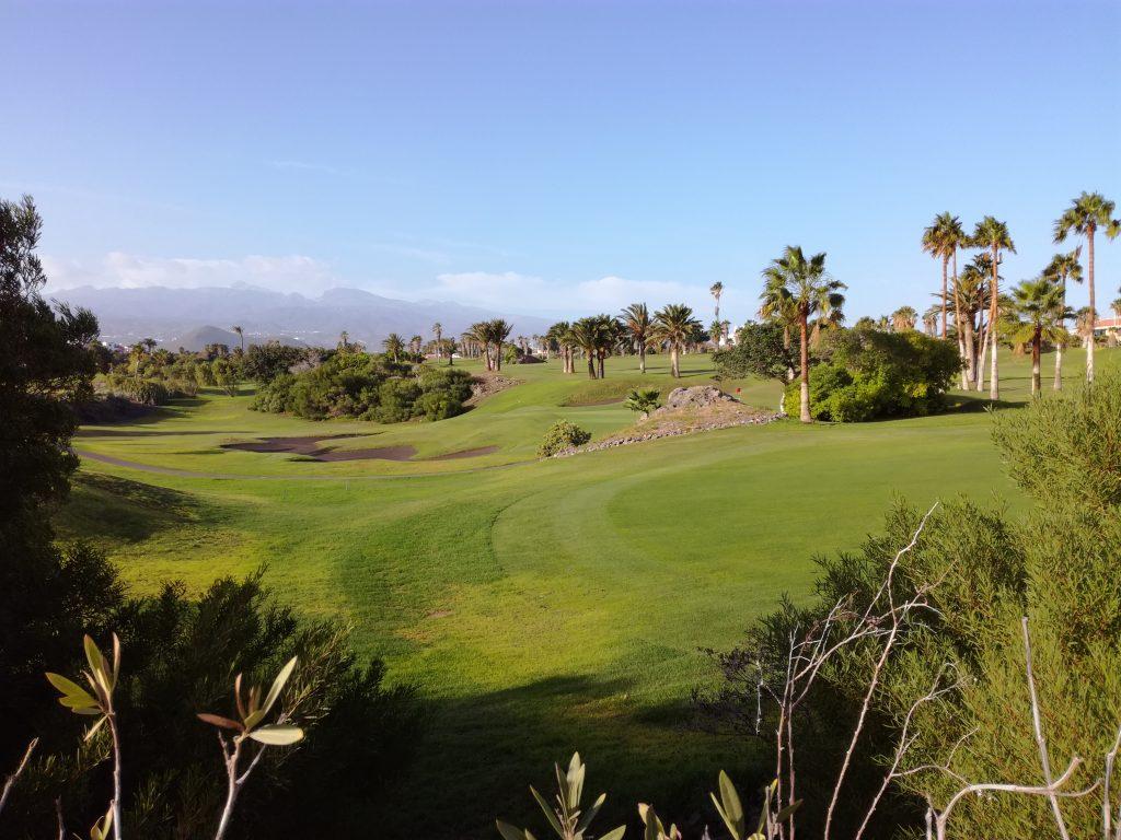 Golfbanen i San Miguel, Tenerife