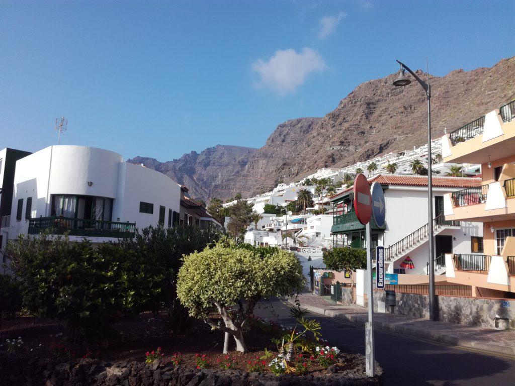 Los Gigantos, Tenerife