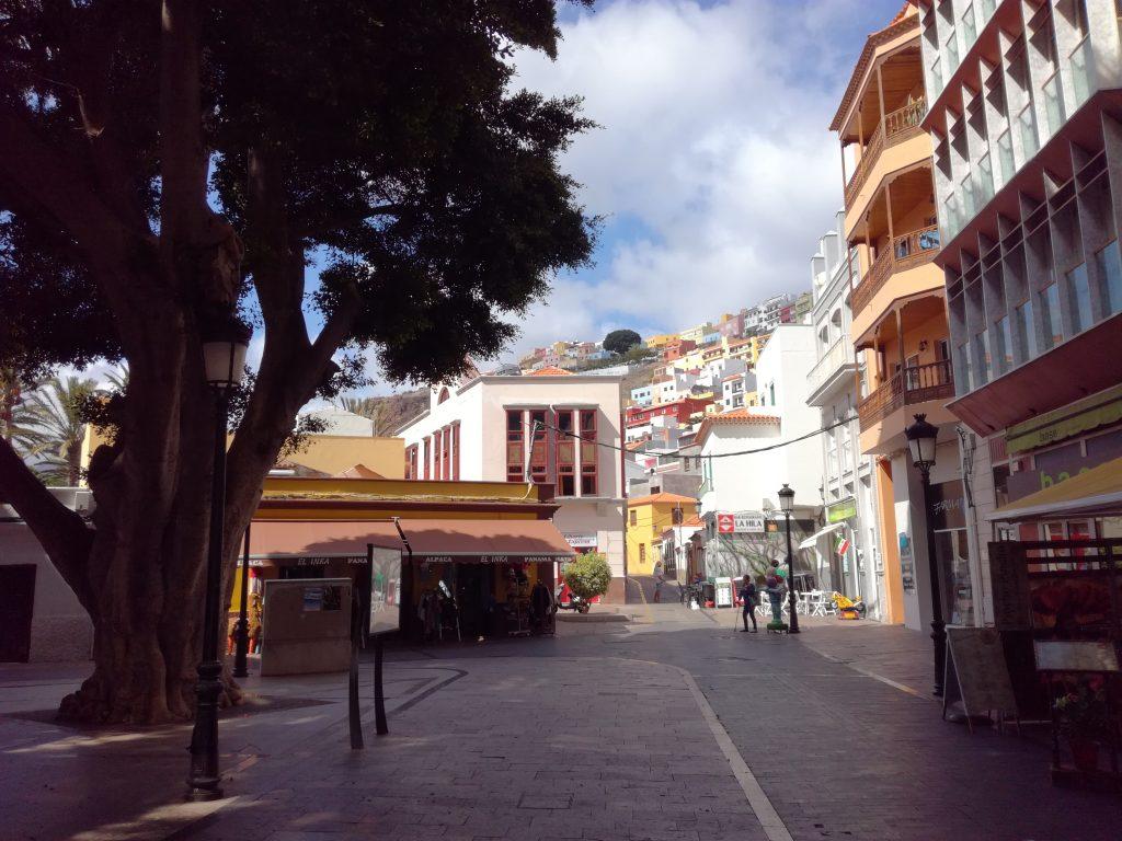 San Sebastian, La Gomera