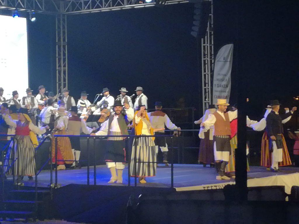 Fest i byen, San Sebastian, La Gomera