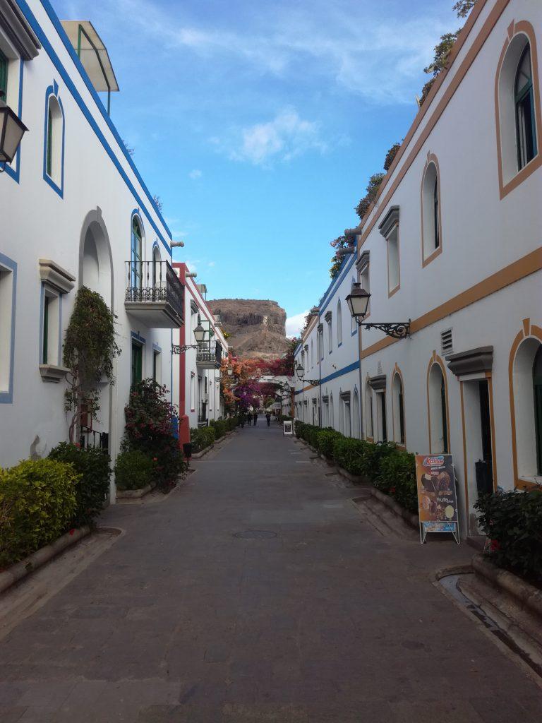 Ferielejligheder i Puerto Mogan, Gran Canaria