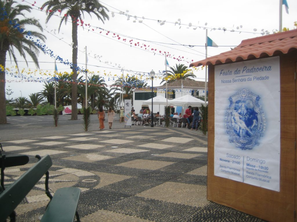 Festival for en helgen, Vila Baleira