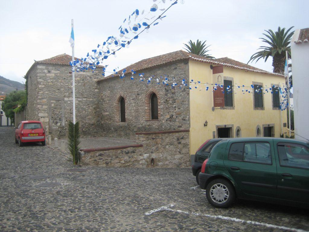 Christopher Columbus hus, Porto Santo