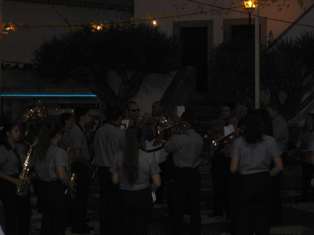 Musik på torvet, Vila Baleira