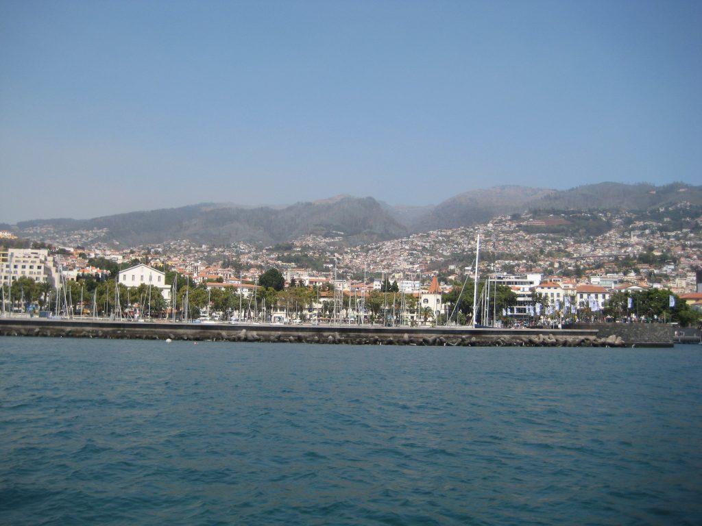Marina Funchal, Madeira