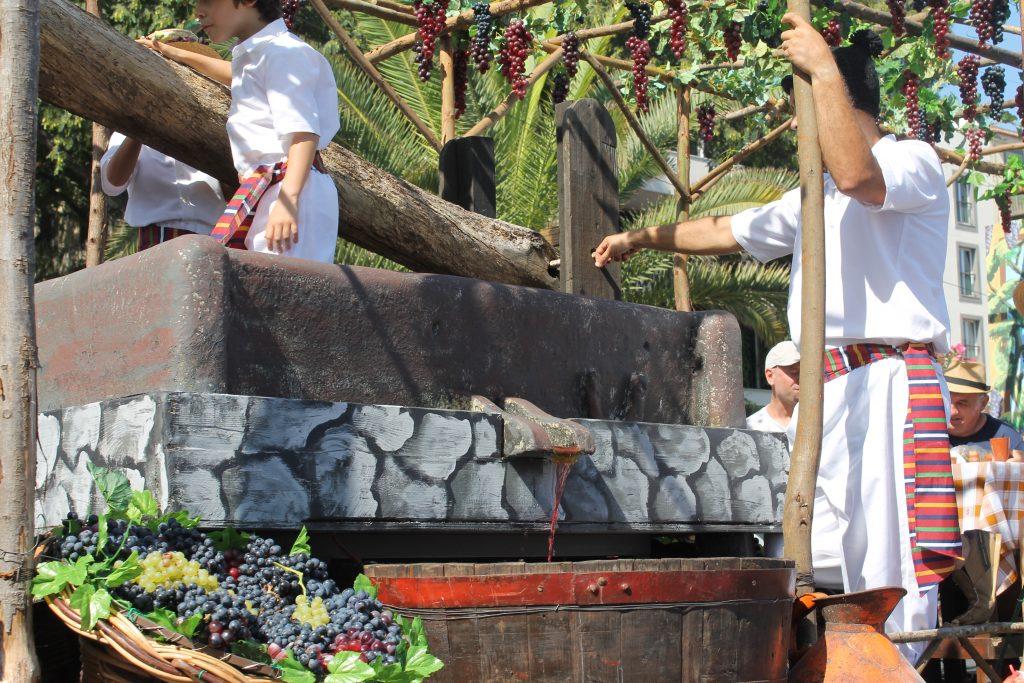 Vinfestival Funchal, Madeira