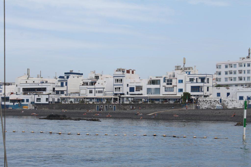 Stranden i Nieves