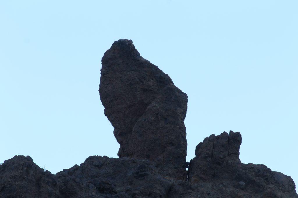 Udsigt fra Teide, Tenerife