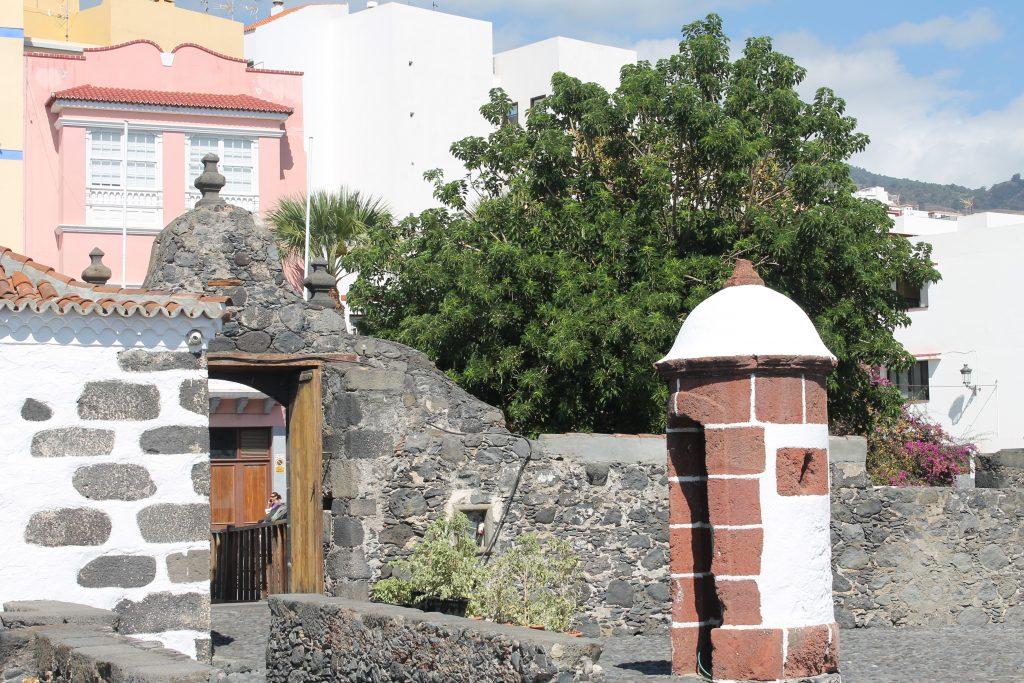 Fæstning i Santa Cruz, La Palma