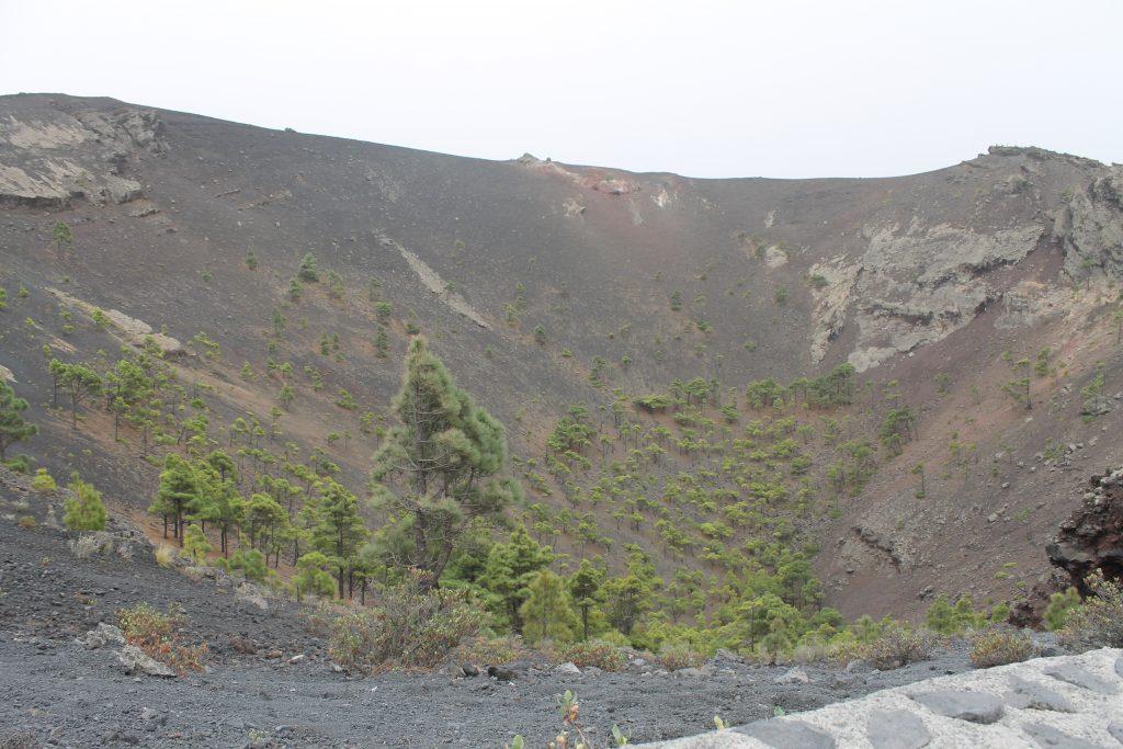 San Antonio vulkanen, La Palma