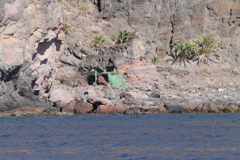 Endnu en eneboer på kysten