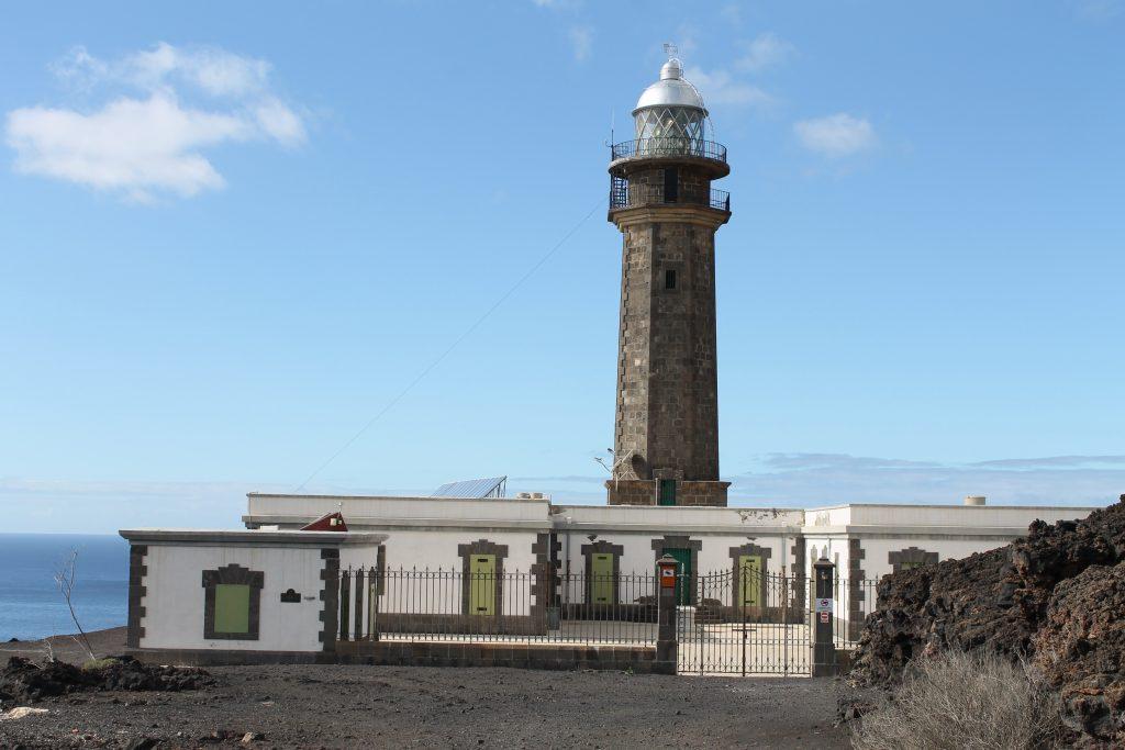 De Canariske Øers sydvestligste fyrtårn
