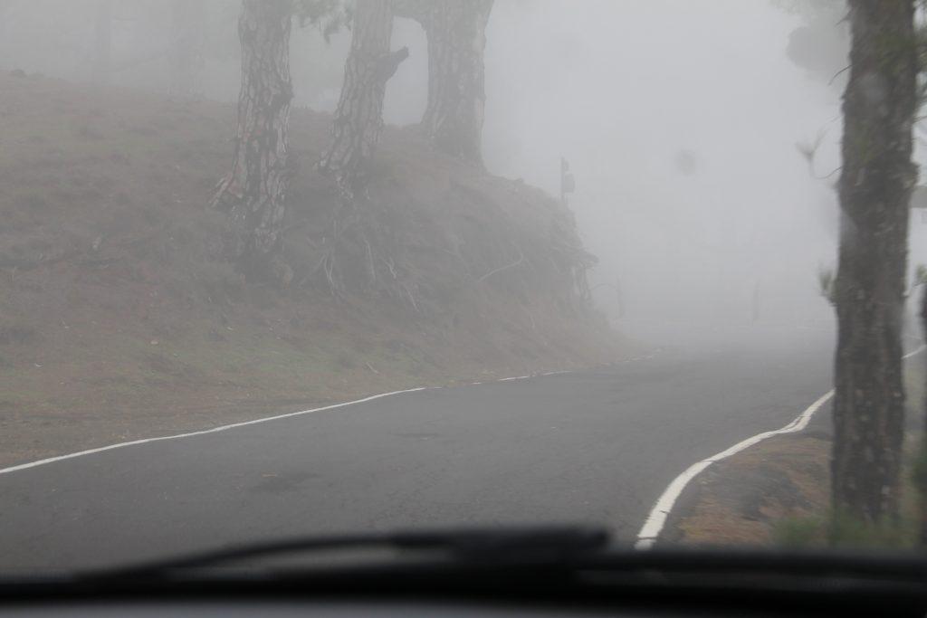 Tåge på El Hierro