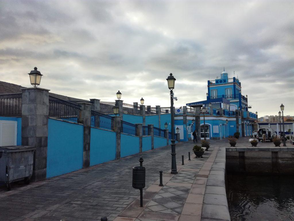 Marina del Sur, Las Galletas