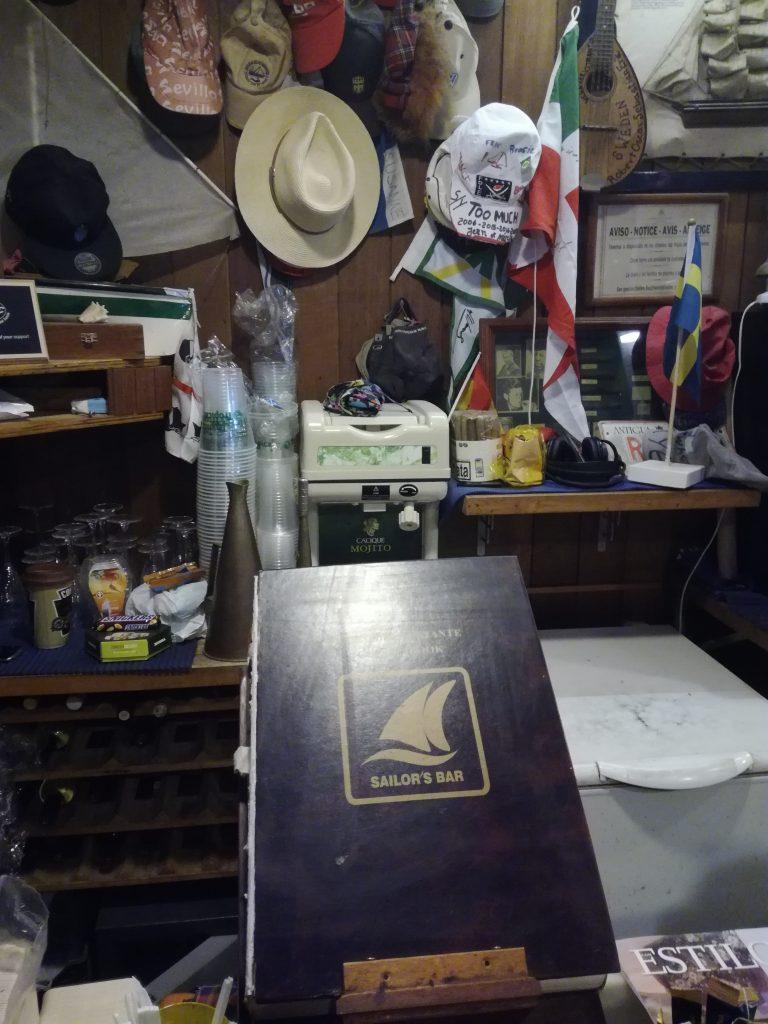 Sailor's Bar i Las Palmas