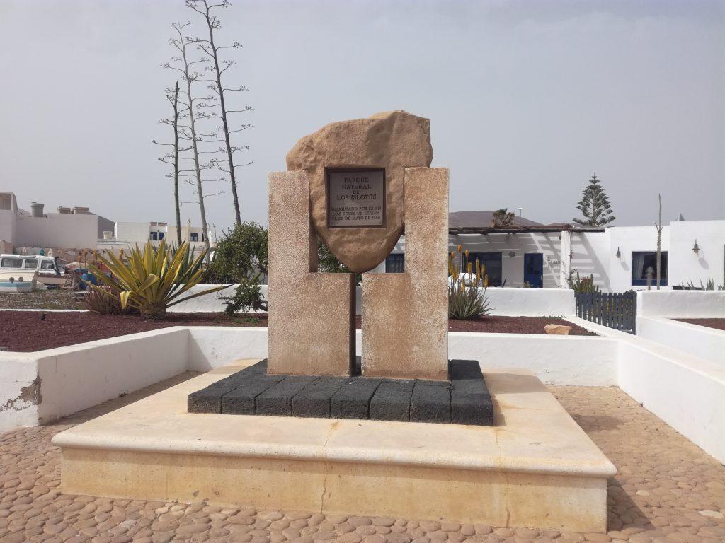 La Graciosa er en stor national park
