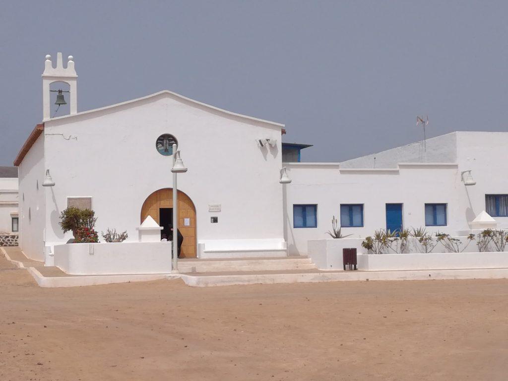 Caleta del Sebo kirke