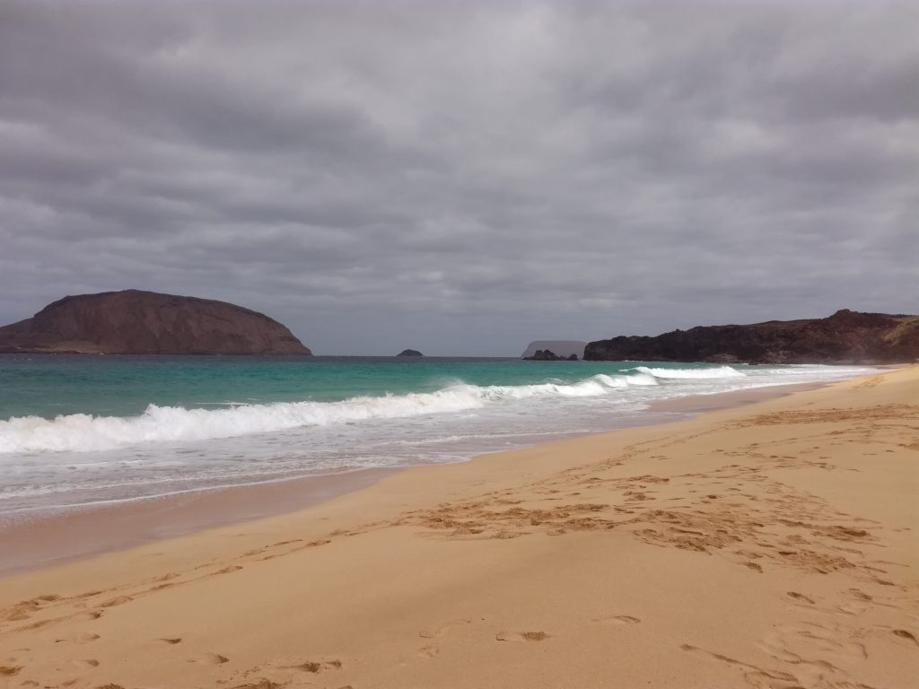 Playa de las Chonchas