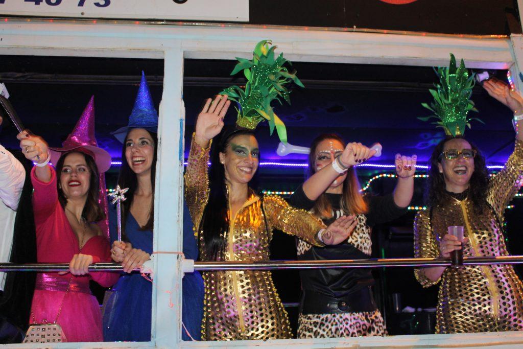 Bus passagerer