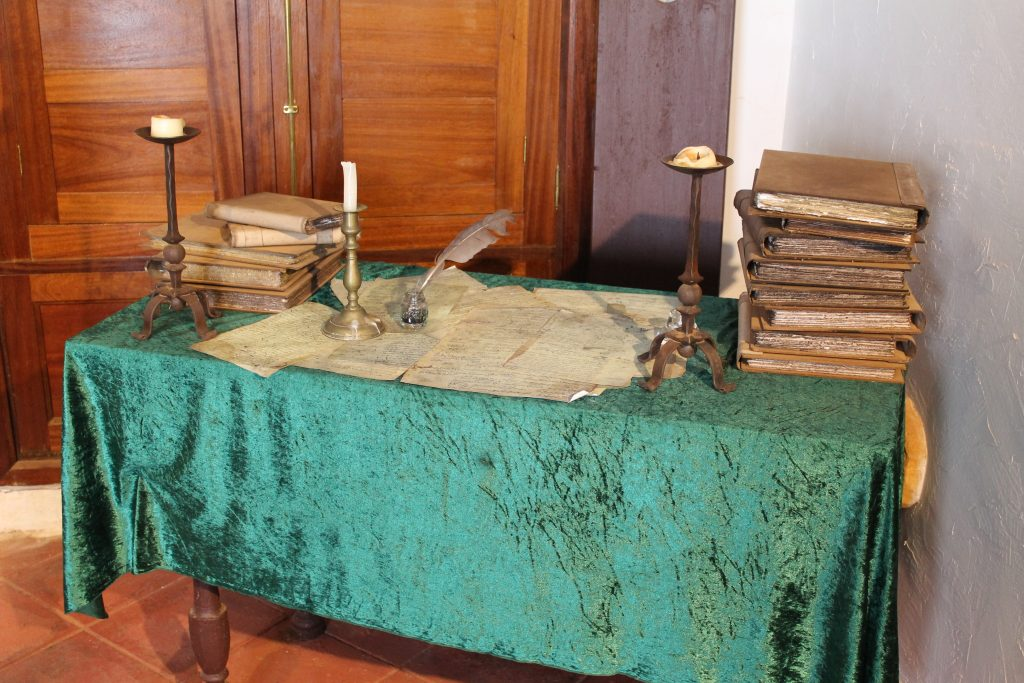 Ostemuseum i Antigua