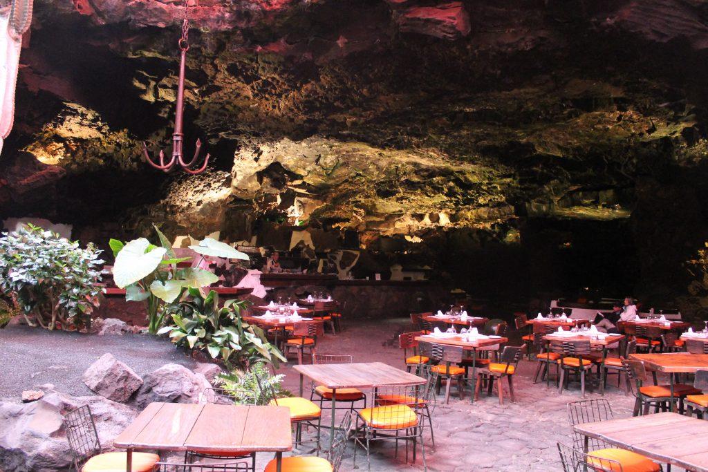 Jameos del Agua Grotten