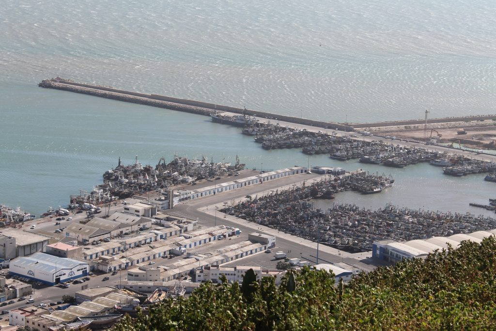 Agadir fiskerihavn