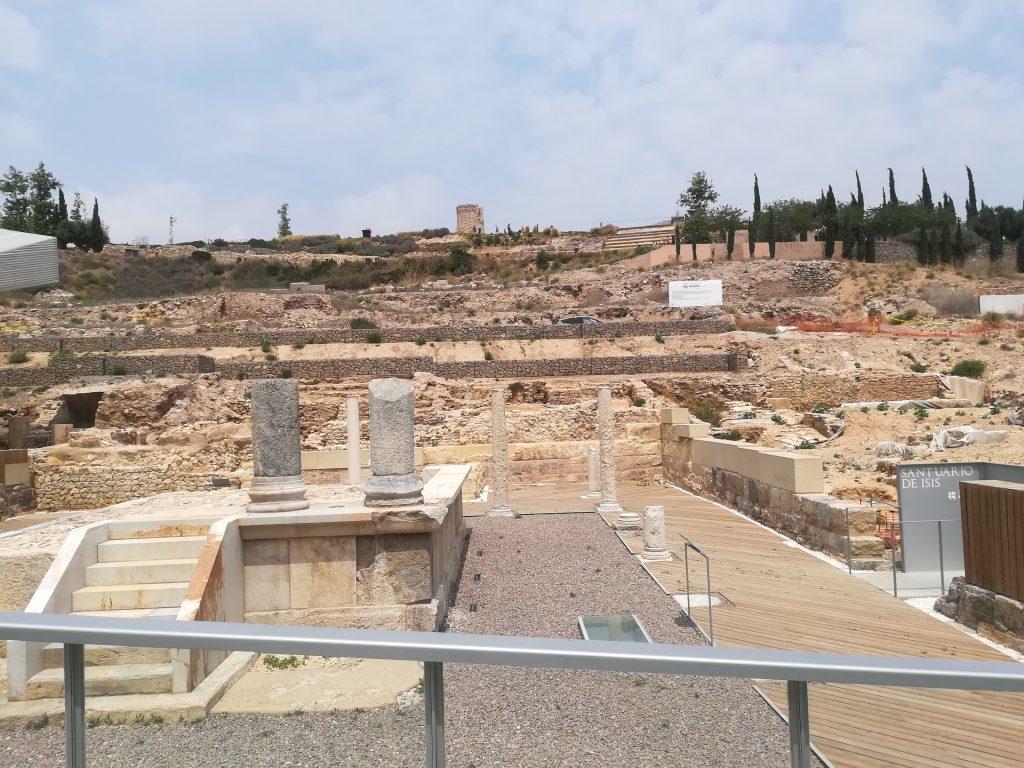 Udgravninger i Cartagena