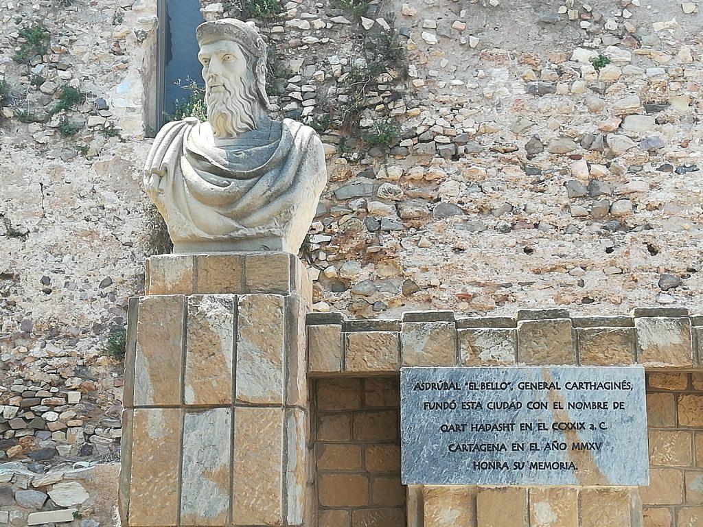 Cartagena's grundlægger