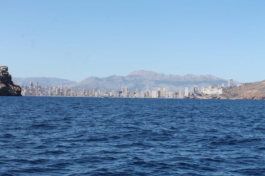 Den spanske østkyst