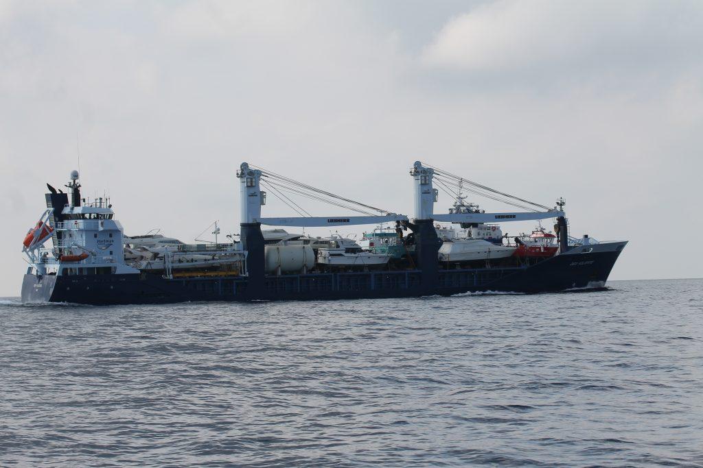 Bådtransport