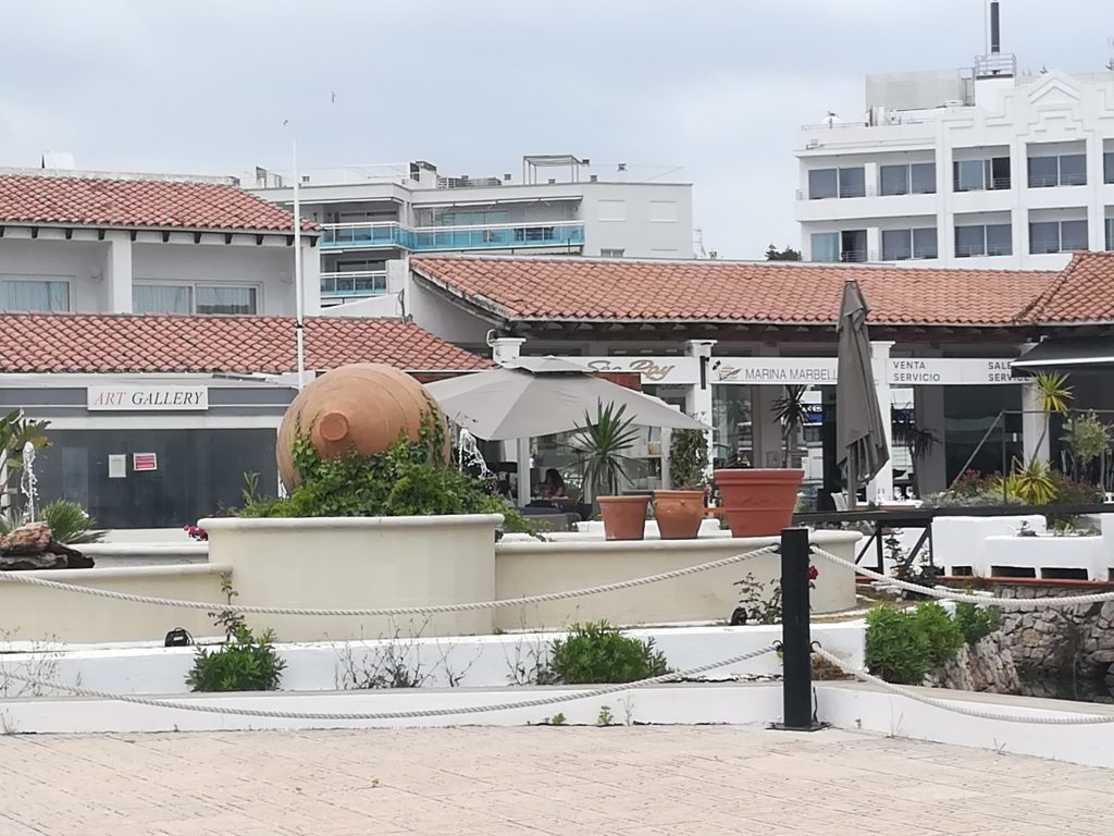 Hovedbyen Eivissa